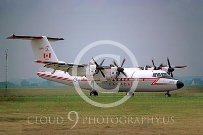 CC-132 00001 de Havilland DHC CC-132 Dash 7 Canadian 1983 via AASS