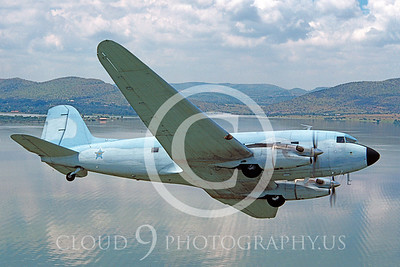 C-47FORG 00002 Douglas C-47 Turbo South African Air Force 1996 via AASS