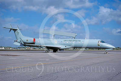 EMBRAER R-99 00001 EMBRAER R-99 Brazilian Air Force November 2004 via African Aviation Slide Service