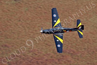 EMBRAER EMB-312 Tucano 00026 EMBRAER EMB-312 Tucano British RAF ZF292 by Alasdair MacPhail
