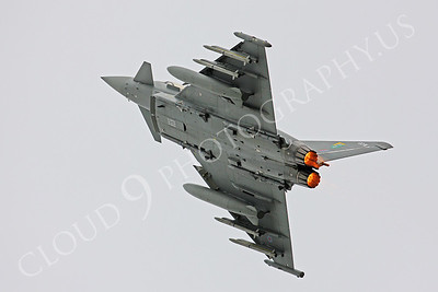 AB-Typ 00008 Eurofighter Typhoon British RAF by Peter J Mancus