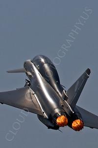 AB - Typ 00084 Eurofighter Typhoon British RAF by Tony Fairey