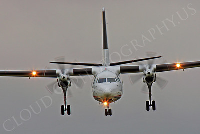 Fokker F27 Friendship 00014 Fokker F27 Friendship Royal Netherlands Air Force by Peter J Mancus