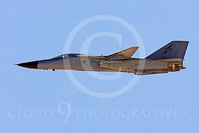 F-111 00014 General Dynamics F-111 Ardvark RAAF by Peter J Mancus