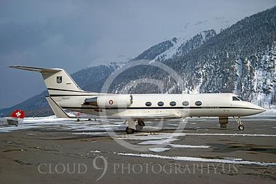 GulfstreamAerospaceForg 00003 Gulfstream Aerospace Gulfstream Italian Air Force MM62022 21 February 1987 via African Aviation Slide Service