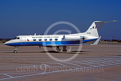 GulfstreamAerospaceGulfstreamForg 00001 Irish Air Corps 249 July 1990 via African Aviation Slide Service