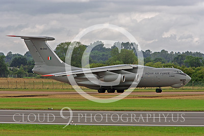 Ilyushin Il-76 Candid 00001 Indian Air Force RK-3452 by Peter J Mancus