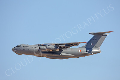 Ilyushin Il-78MKI Candid 00008 Ilyushin Il-78MKI Candid Indian Air Force RK-3453 by Peter J Mancus