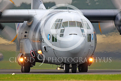 C-130FORG 00015 Lockheed C-130 Hercules Netherlands Air Force by Peter J Mancus