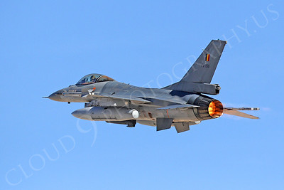 AB - F-16Forg 00032 Lockheed Martin F-16 Fighting Falcon Belgium Air Force FA-106 by Tim Wagenknecht