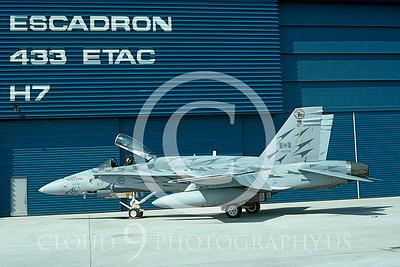 EE-F-18FORG 00011McDonnell Douglas CF-18 Hornet Canadian 1993 by Regents Dansereau via AASS