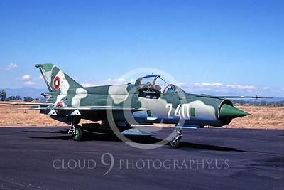 Mikoyan-Guryevich MiG-21 Fishbed 00003 Mikoyan-Guryevich MiG-21 Fishbed by MarinusTabak