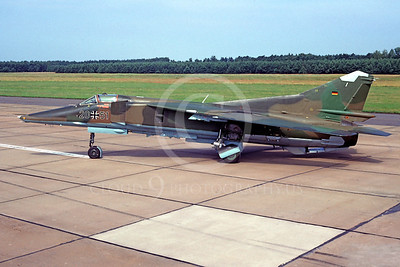Mikoyan-Guryevich MiG-23 Flogger 00011 Mikoyan-Guryevich MiG-23 Flogger German Air Force 2051 August 1991 via African Aviation Slide Service