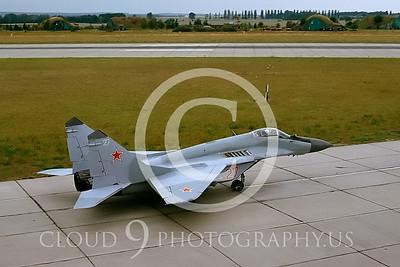 MiG-29 00004 Mikoyan-Gureyvich MiG-29 Soviet 1992 by Wilfried Zetsche