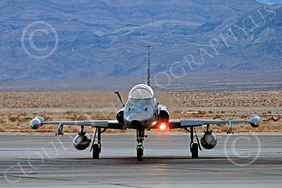 F-5Forg 00040 Northrop F-5E Freedom Fighter Canadian Armed Forces Nellis AFB Feb 1981 by Peter J Mancus