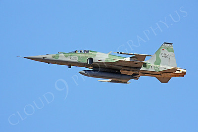 F-5FORG 00010 Northrop F-5EM Brazilian Air Force 4865 by Peter J Mancus
