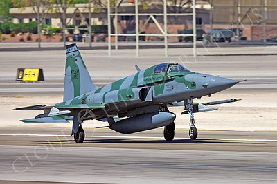 F-5FORG 00003 Northrop F-5E Freedom Fighter Brazilian Air Force 4865 Nellis AFB by Peter J Mancus