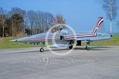 EE-F-5E 00001 Northrop F-5E Freedom Fighter Dutch Air Force courtesy African Aviation Slide Service