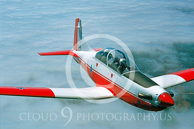 PC-7 00002 Pilatus PC-7 Mk II Astra South African Air Force 1995 via AASS