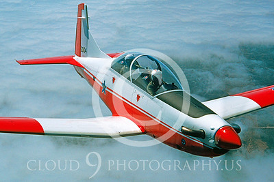 PC-7 00002B Pilatus PC-7 Mk II Astra South African Air Force 1995 via AASS