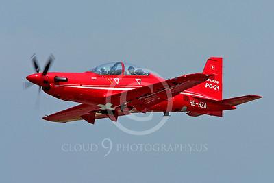 Pilatus PC-21 00006 Pilatus PC-21 HB-HZA by Paul Ridgway