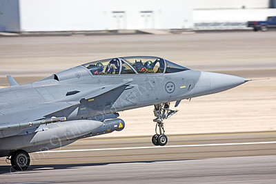 CUNMJ 00107 SAAB JAS 39 Gripen Swedish Air Force by Peter J Mancus