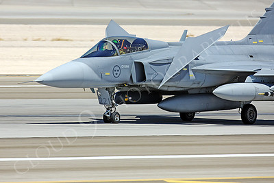 CUNMJ 00029 SAAB JAS 39 Gripen Swedish Air Force by Peter J Mancus