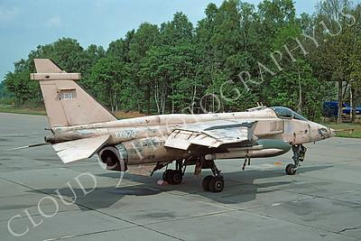 SEPECAT Jaguar 00005 SEPECAT Jaguar British RAF XX970 by Wilfried Zetsche
