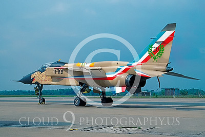 EE-Jaguar 00001 SEPCAT Jaguar French Air Force # 11-MB 4 June 1993 by Michel Fournier via AASS
