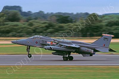 SEPECAT Jaguar 00003 SEPECAT Jaguar British RAF by Stephen W D Wolf