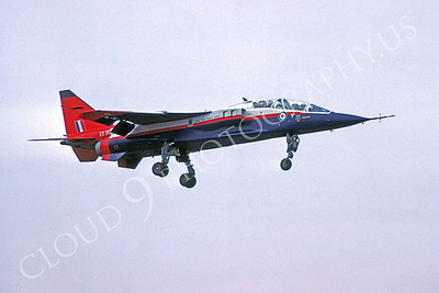 SEPECAT Jaguar 00012 SEPECAT Jaguar British RAF Empire Test Pilot School XX915 by Clive Moggoridge