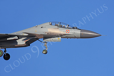 CUNMJ 00168 Sukhoi Su-30MK Flanker Indian Air Force by Peter J Mancus