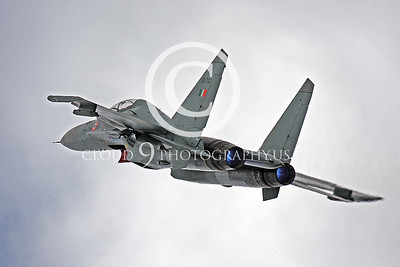 Sukhoi Su-30 00014 Sukhoi Su-30M Indian Air Force SB042 by Peter J Mancus
