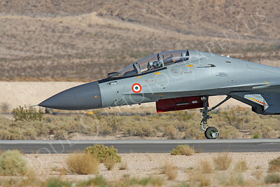 CUNMJ 00041 Sukhoi Su-30MK Flanker Indian Air Force by Peter J Mancus