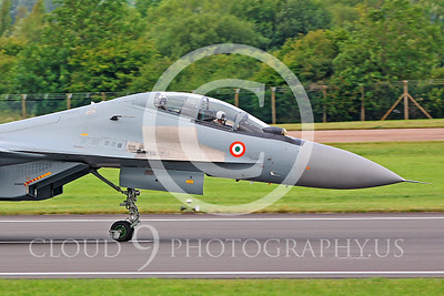 Sukhoi Su-30 00009 Sukhoi Su-30MK Flanker Indian Air Force by Peter J Mancus