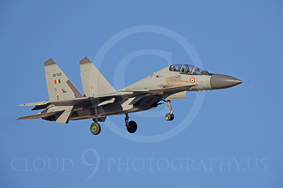 Sukhoi Su-30MK Flanker 00032 Sukhoi Su-30MK Flanker Indian Air Force SB 048 by Peter J Mancus