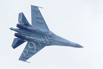 Sukhoi Su-35 00009 A flying Sukhoi Su-35 Flanker Russian Air Force jet fighter 2013 military airplane picture 2013 by Stephen W D Wolf