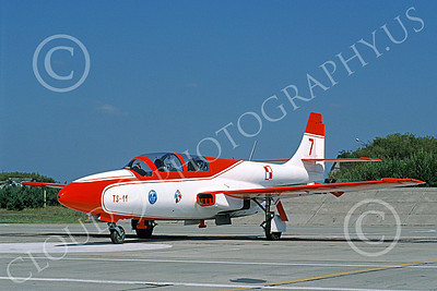 TS-11 00003 A static PZL TS-11 Iskra Polish Air Force 9-2006 military airplane picture by W Gystim-Aegerter