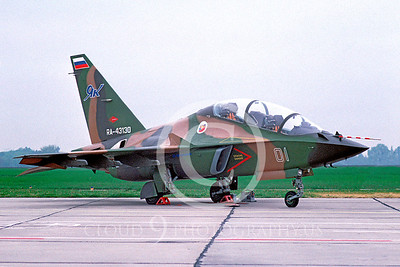Yakovlev Yak-130 00001 Yakovlev Yak-130 RA-43130 Russian Air Force May 2002 by Stephen W D Wolf