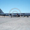 B-52 0193 A static Boeing B-52H Stratpfprtress USAF jet bomber 416th BW Griffiss AFB 6-1992 military airplane picture by Peter J Mancus