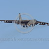 B-52 0148 A landing Boeing B-52H Stratofortress USAF jet bomber 61013 LA code military airplane picture by Peter J Mancus