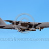 B-52 0204 A landing Boeing B-52H Stratofortress USAF jet bomber LA code military airplane picture by Peter J Mancus