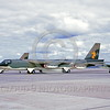 B-52 0043 A static Boeing B-52G Stratofortress USAF jet bomber 2nd Air Force military airplane picture by Peter J Mancus