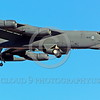 B-52 0120 A landing Boeing B-52H Stratofortress USAF 61013 jet bomber military airplane picture by Peter J Mancus
