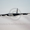 B-52 0124 A flying Boeing B-52G Stratofortress USAF jet bomber military airplane picture by Peter J Mancus