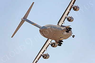 C-17USAF 00020 Boeing C-17 Globemaster III USAF by Peter J Mancus