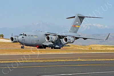 C-17USAF 00017 Boeing C-17 Globemaster III USAF 55142 by Peter J Mancus