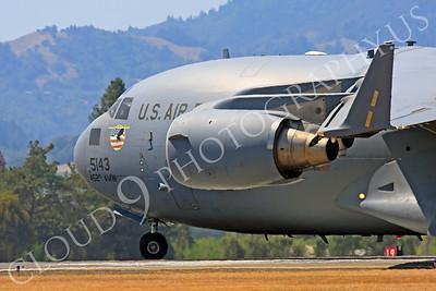 C-17USAF 00019 Boeing C-17 Globemaster III USAF by Peter J Mancus