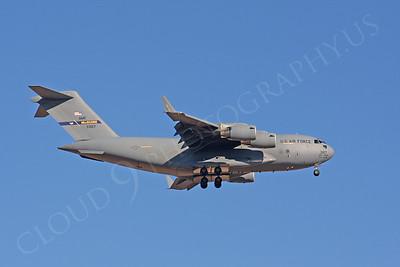 C-17USAF 00010 Boeing C-17 Globemaster III USAF 33127 by Carl E Porter