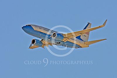 C-40USAF 00002 Boeing C-40 by Peter J Mancus